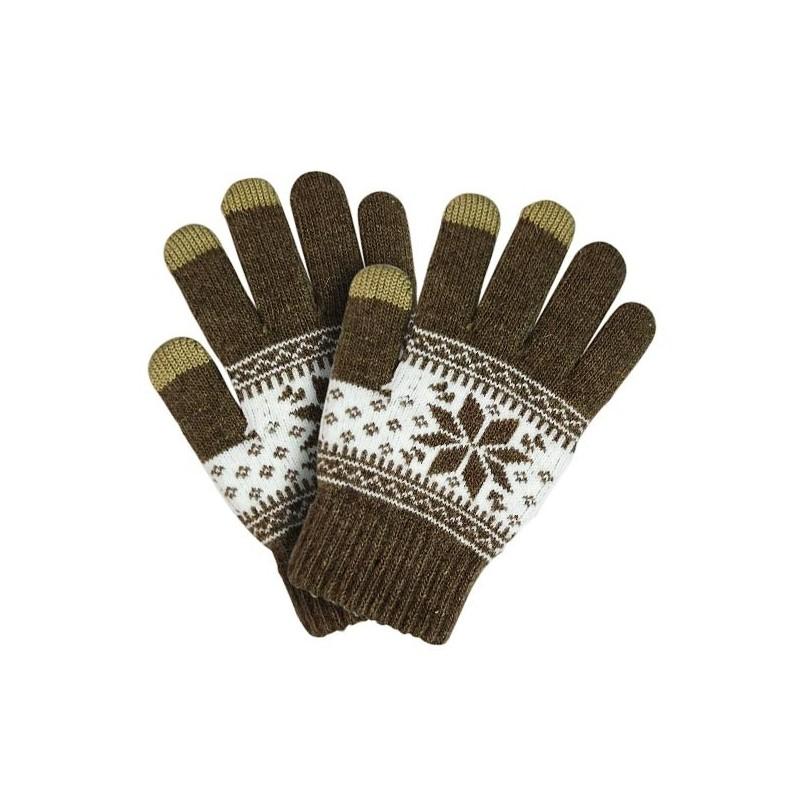 Rękawiczki na zimny czas, rękawiczki dotykowe