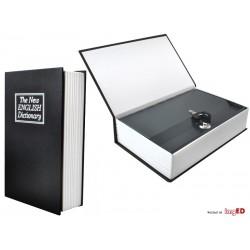 XM569a Sejf kasetka ukryta w książce