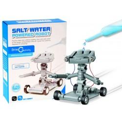 ZB1316 Kreatywny Robot napędzany na słoną wodę