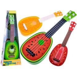ZB171 Owocowa GITARA ukulele dla dzieci gitarka