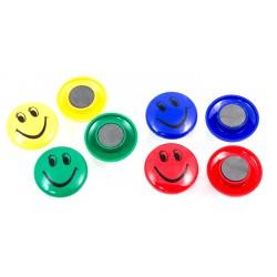 AG348 MAGNESY NA LODÓWKĘ UŚMIECH 8 SZTUK SMILE HIT