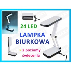 ZD28 LAMPKA LAMPA Latarka Biurkowa Akumulatorowa