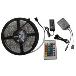 ZD4Y WODOODPORNA Taśma listwa RGB 300 LED 5m 5050