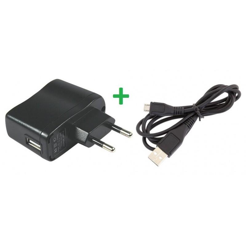 PZ24 ŁADOWARKA SIECIOWA + Kabel MICRO USB SAMSUNG