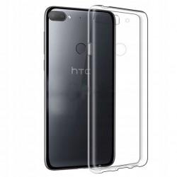 ETUI HTC DESIRE 12 PLUS 12+ Pokrowiec Guma + SZKŁO