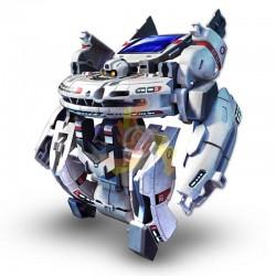 Robot solarny zabawka edukacyjna 7w1 PREZENT XM7