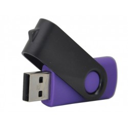 PENDRIVE PAMIĘĆ 64 GB USB 2 FLASH TWISTER 64Gb F22