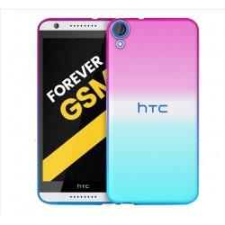 ETUI HTC Desire 825 OMBRE GUMA ULTRA +SZKŁO ET233o