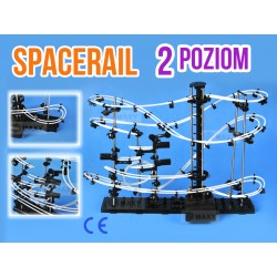 ZB133 TOR SPACERAIL POZIOM 2 KULKOWY ROLLERCOASTER