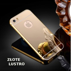ETUI iPhone 6 Plus LUSTRO BUMPER +SZKŁO ET151mm