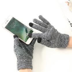BQ19W RĘKAWICZKI DOTYKOWE DO SMARTFON TELEFONU LCD