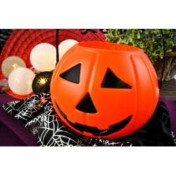 ZB253 Koszyczek Dynia Koszyk Halloween