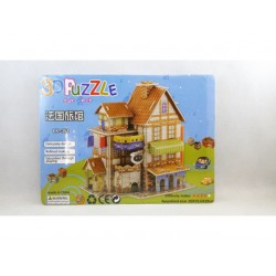 ZB327 PUZZLE PIANKOWE 3D