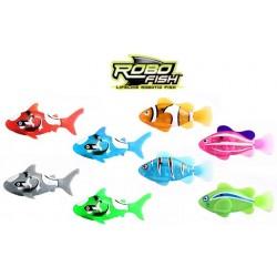 ZB143 ROBOFISH ELEKTONICZNA PŁYWAJĄCA RYBKA FISH
