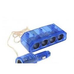 PLS24C ROZDZIELACZ ŁADOWAREK 1 NA 3+USB
