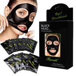 XM407 Czarna MASKA black mask PILATEN tuba 60ml