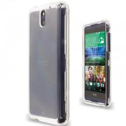 POKROWIEC HTC DESIRE 610 ETUI GUMA + SZKŁO ET7PS