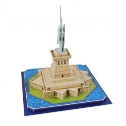 ZB112 PUZZLE 3D STATUA WOLNOŚCI 35 ELEMENTÓW puzle