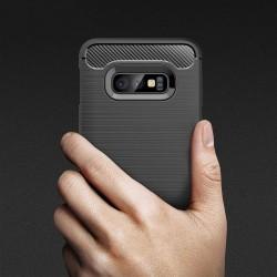 ETUI do Samsung Galaxy S10e KARBON PANCERNE
