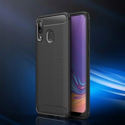 ETUI do Samsung Galaxy A40 KARBON PANCERNE