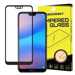 Szkło Hartowane do Huawei P20 Lite 5D Cały Ekran