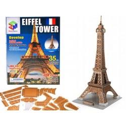 Przestrzenne Puzzle 3D Wieża Eiffla ZB113