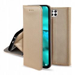 ET565SM_ZLOTY Etui Smart Huawei P40 Lite