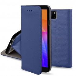 ET576SM_GRANATOWY Etui Smart Huawei Y5p GSM101059