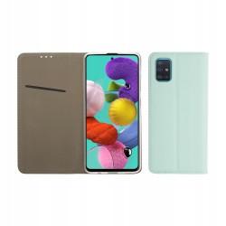 Etui do Samsung Galaxy A51 SMART MAGNET MIĘTOWE