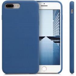 Etui do iPhone 7 Plus/8 Plus SOFT MATT GRANATOWE