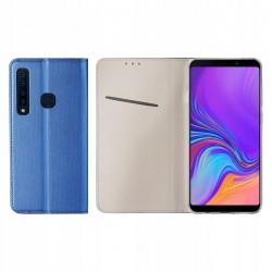 Etui do Samsung Galaxy A9 2018 SMART MAGNET ZŁOTE