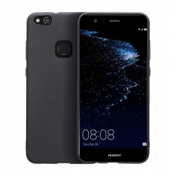 Etui do Huawei P10 Lite SOFT MATT CZARNE