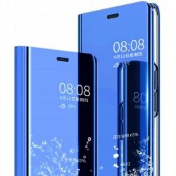Etui do Huawei P10 Lite CLEAR VIEW NIEBIESKIE