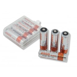 BC56 1x AKUMULATORKI BATERIE Star Power AA R6 4900mAh