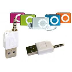 PKU1B ADAPTER KABEL ŁADOWARKA USB DO IPOD SHUFFLE