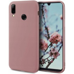 ET470S_ROZOWY ETUI P SMART 2019 GSM096543