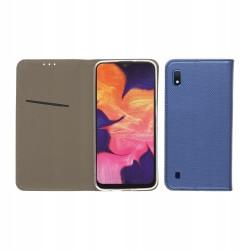 ET463SM_GRANATOWY Etui Smart Samsung A10