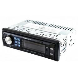 RS2 Radio samochodowe MP3 + USB + SD / MMC +KOSTKA