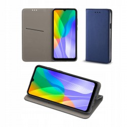 ET577SM_GRANATOWY Etui Smart Huawei Y6p GSM101062