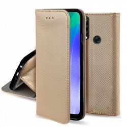 ET577SM_ZLOTY Etui Smart Huawei Y6p GSM101063