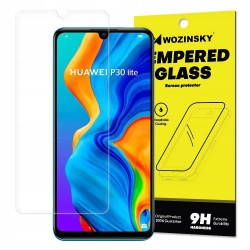Szkło Hartowane do Huawei P30 Lite Szybka na Ekran