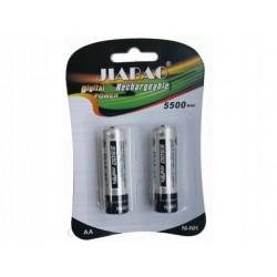 BC65 4x Bateria AKUMULATORKI BATERIE AA R6 4700mAh