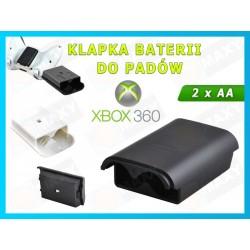 XM74 KOSZYK KLAPKA BATERIE BATERII PADA PAD XBOX36