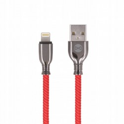 Forever kabel Tornado USB - Lightning 1,0 m 3A