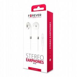 Zestaw słuchawkowy Forever SE-410 uniwersalny