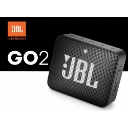JBL23 GŁOŚNIK JBL G02 IPX7 5H 3W BLACK EB