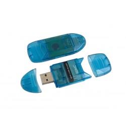 AK37A CZYTNIK KART PAMIĘCI SD MMC USB PENDRIVE HIT