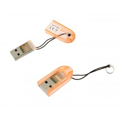 AK241 CZYTNIK KART PAMIĘCI mini MICRO SD SDHC TF