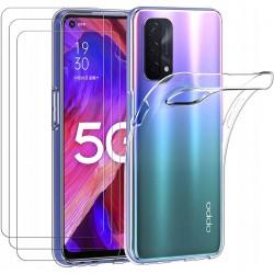 Etui do Oppo A54 5G/A74 5G/A93 5G Slim Case