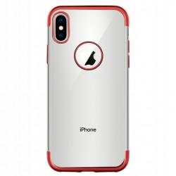 Etui do iPhone X / XS 10 Pokrowiec Clear
